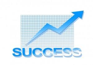 成功を引き寄せる