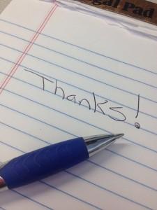 潜在意識と感謝の気持ち