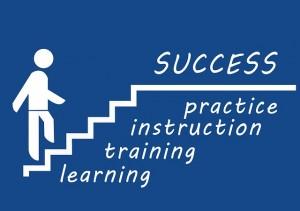 成功哲学を応用する
